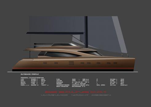 2015 Warwick W65 Sailcat
