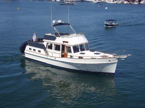 1993 Grand Banks 42 Motoryacht