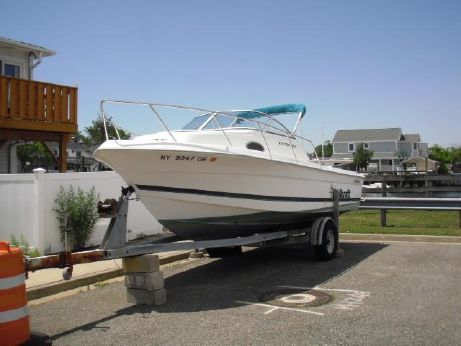 1998 Wellcraft 210 Coastal
