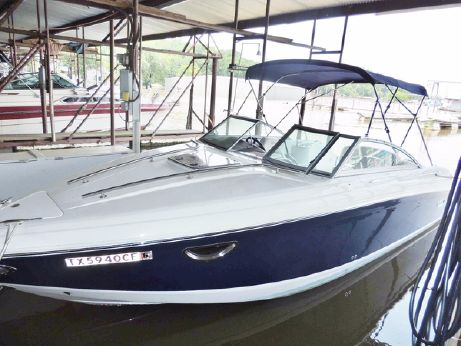 2012 Cobalt 243 cuddy cabin