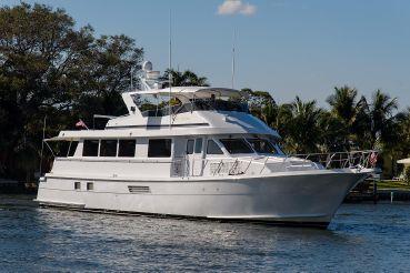Hatteras cockpit motor yacht boats for sale yachtworld for 72 hatteras motor yacht for sale