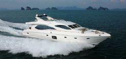 2008 Majesty Yachts 88
