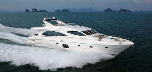 2008 Majesty Yachts 88