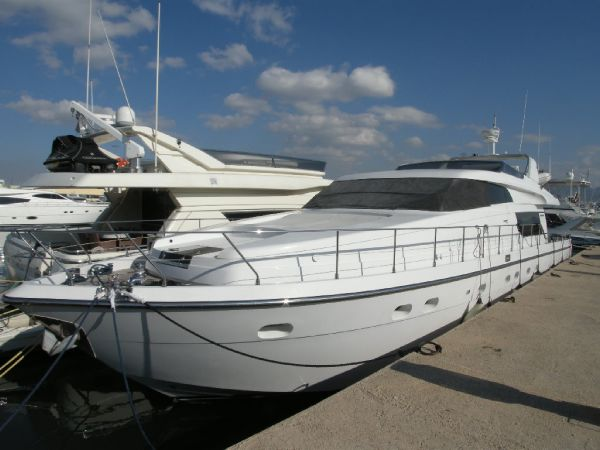 San Lorenzo SL 62 Type Motor. Very low engine hours, hardly used LOWEST ...