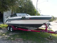 1988 Cruisers Inc 2120 Vee Sport