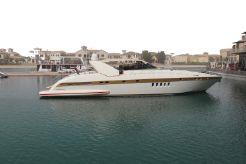 1998 Motor Yacht OVERMARINE MANGUSTA 80