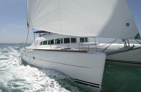 2004 Lagoon 410-S2
