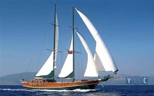 1997 Mako Sail Etemoglu Boat Yards