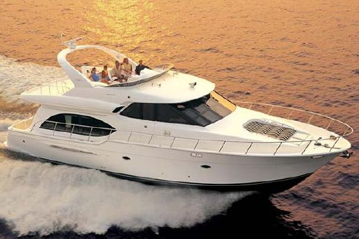 2006 Meridian 580 Pilothouse