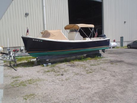 2011 Eastern 248 Center Console