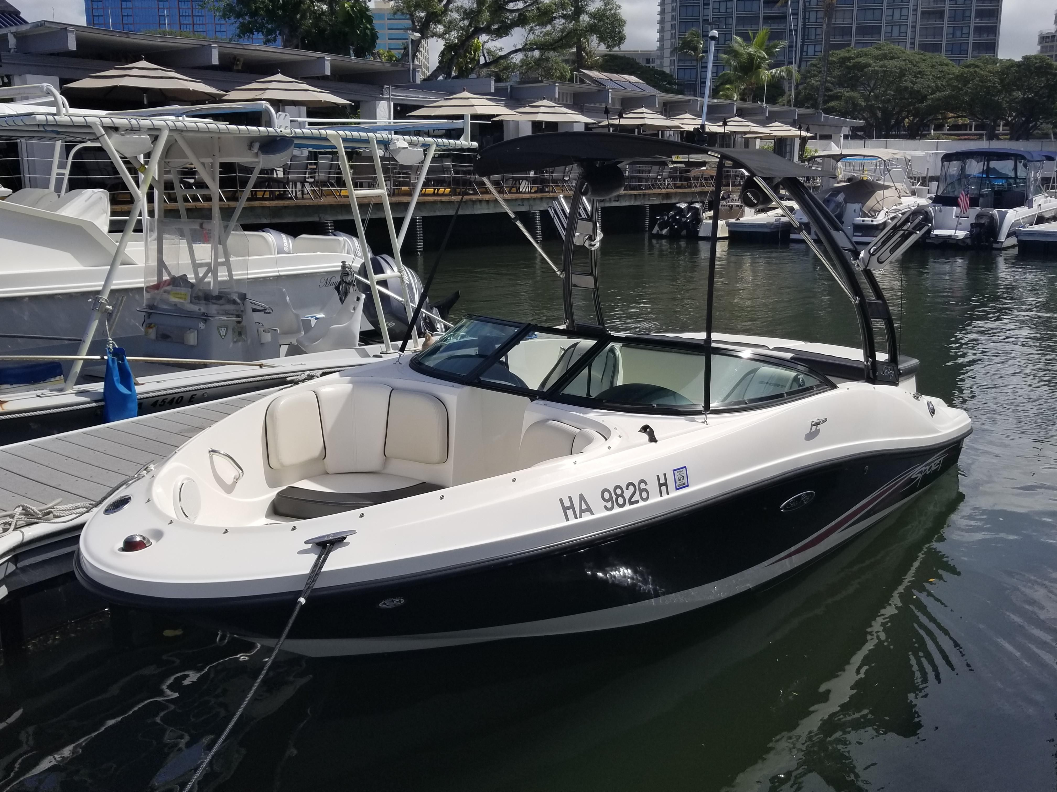2011 sea ray 185 sport power new and used boats for sale for Best small cabin boats