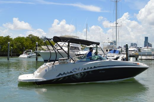 2008 Sea Ray 260 Sundeck