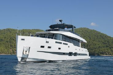 2019 Ses Yachts custom