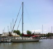 1999 Island Packet 45 Cutter Rig