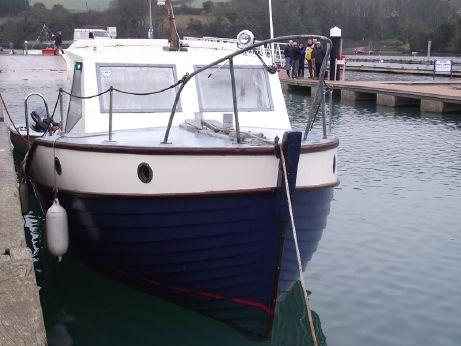 1985 Mitchell Sea Angler 23