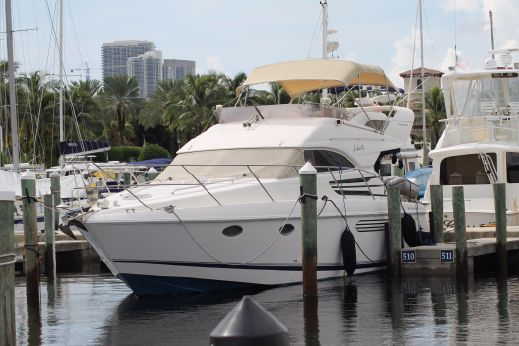 1998 Fairline Phantom