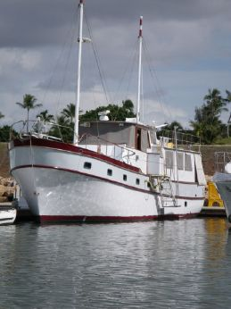 1979 Roughwater Trawler