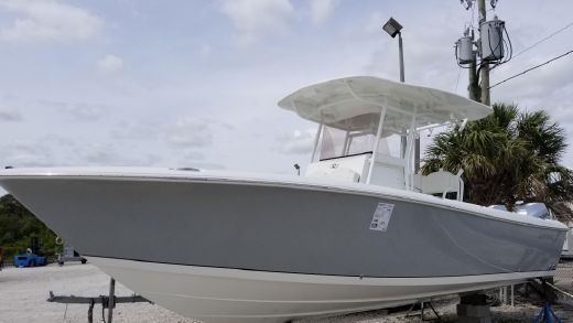 2017 Bimini 269 Offshore