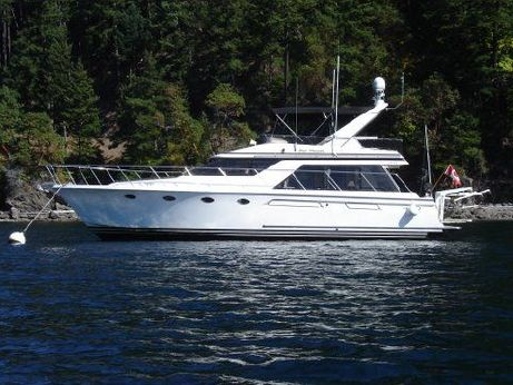 1990 Ocean Alexander Custom 48