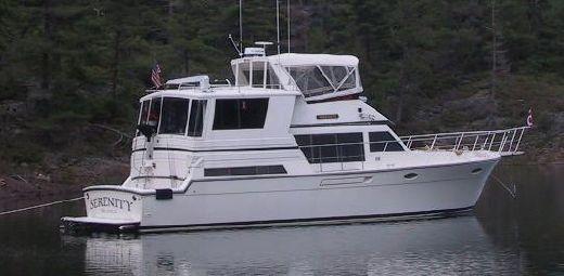 1991 Hyatt Motor Yacht