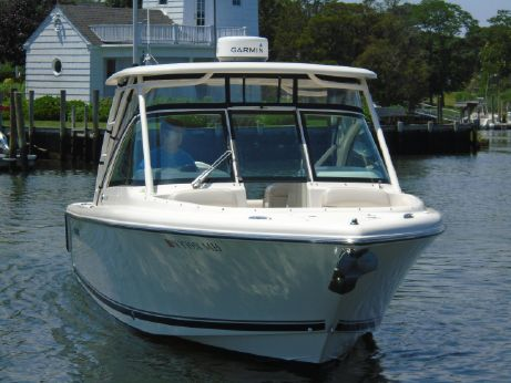 2011 Pursuit 265 DC