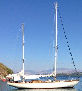 1963 Laurin Ketch 56'