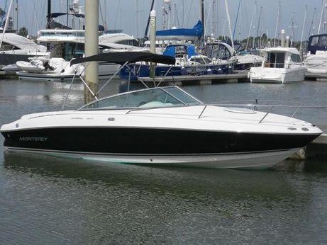 2006 Monterey 218 LSC Montura