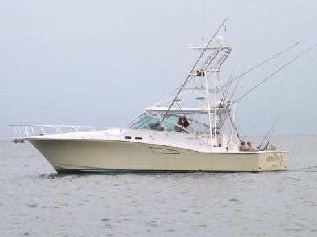 2001 Cabo Yachts 45' CABO EXPRESS SF