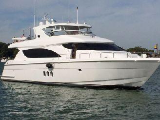 2004 Hatteras Motoryacht