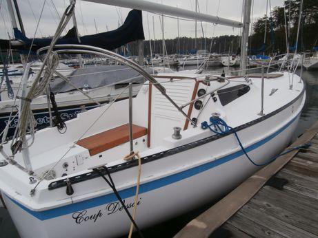 1975 Columbia Yachts 26 Mark 11
