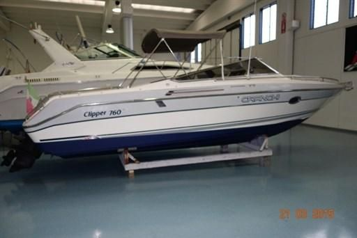 1990 Cranchi Clipper 760