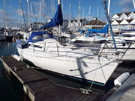 1988 Beneteau First 285