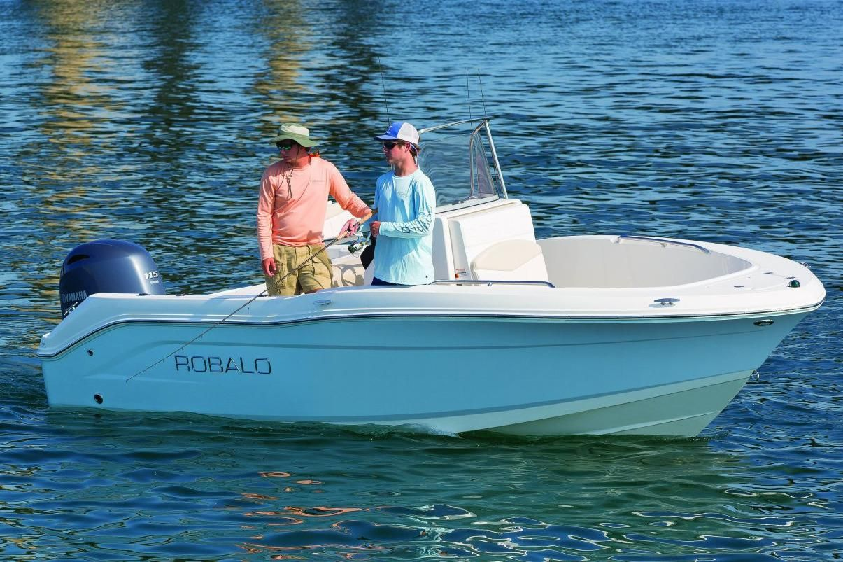 2017 robalo r180 center console power boat for sale www for Robalo fish in english