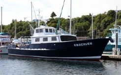 1966 Custom Blount Marine Research Vessel
