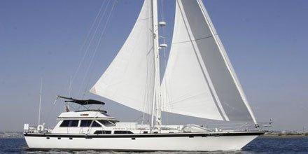 1983 Lancer Yachts 70 Motorsailer LLC Owned