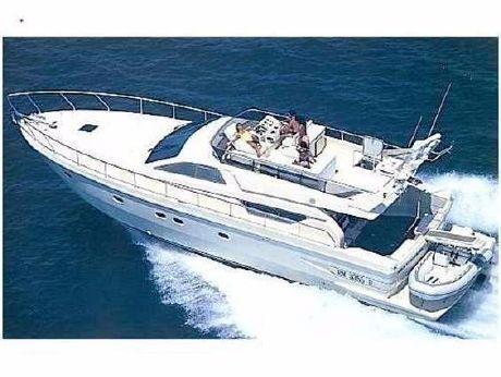 1992 Ferretti Yachts 54