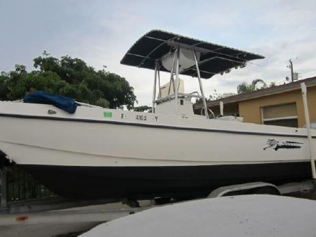 1995 Sea Cat SL1 Center Console