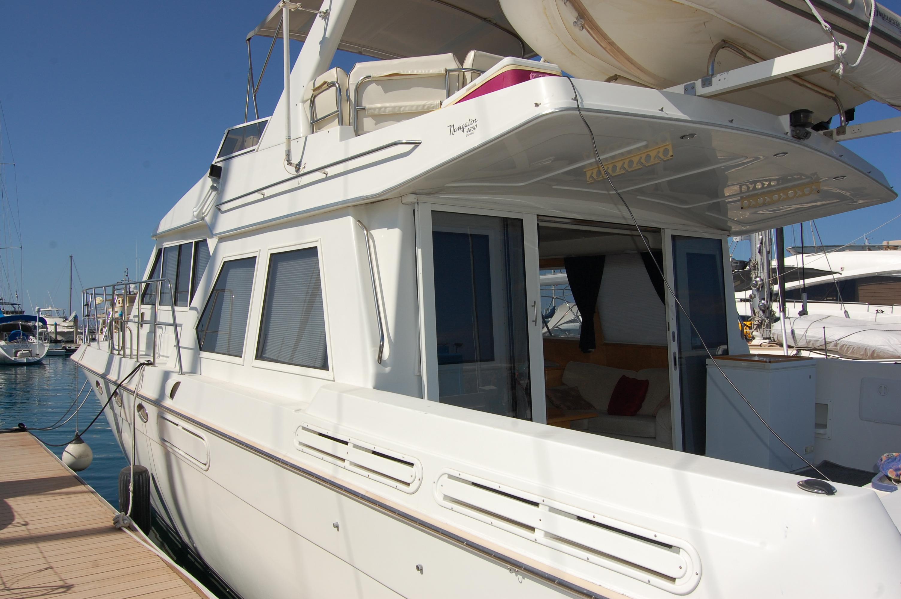 48' Navigator Classic 4800 Cruiser+Photo 2