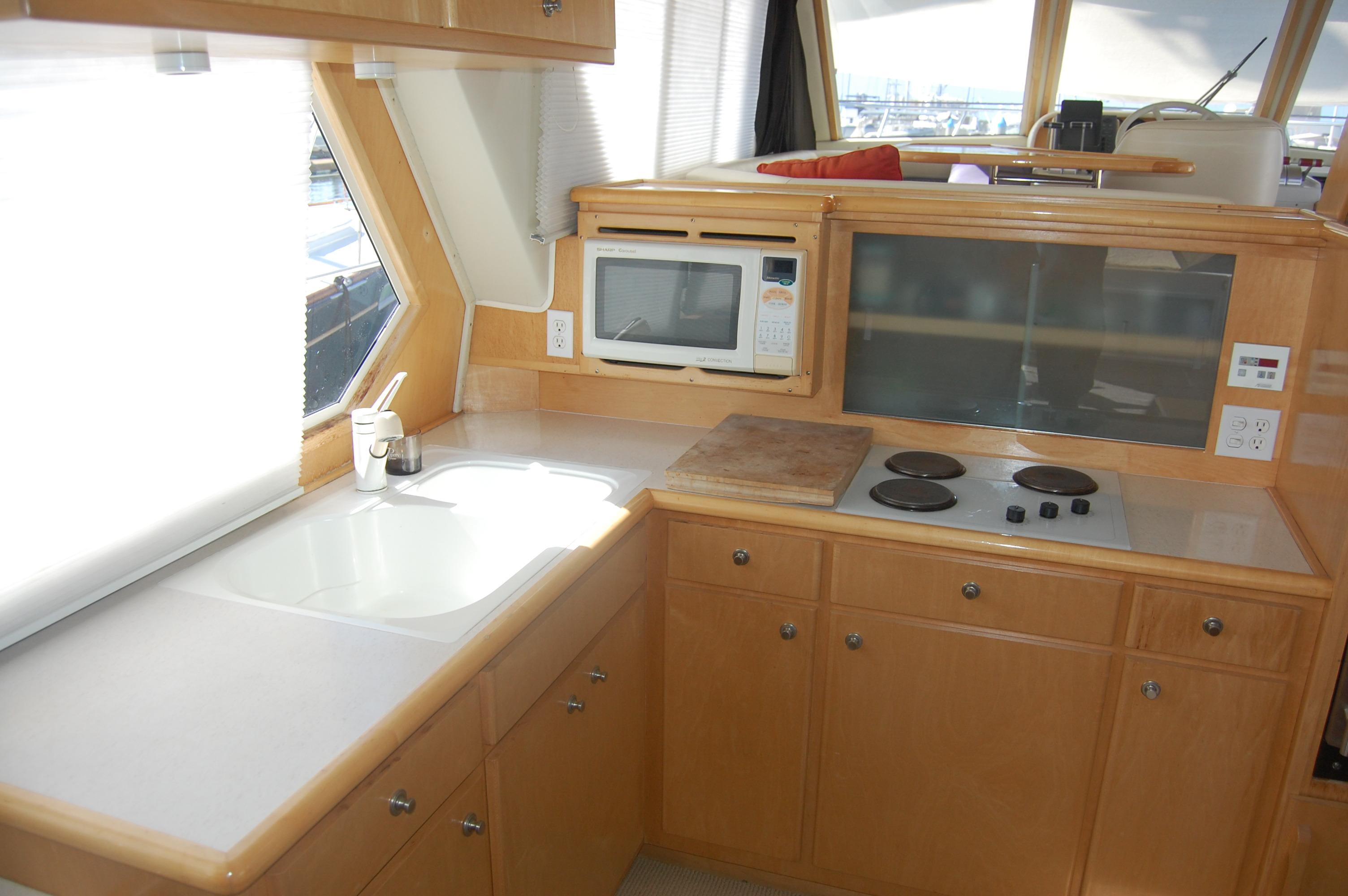 48' Navigator Classic 4800 Cruiser+Photo 16