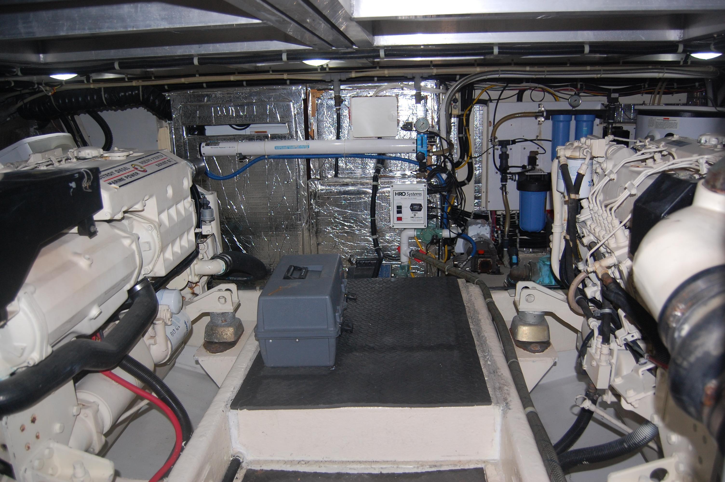 48' Navigator Classic 4800 Cruiser+