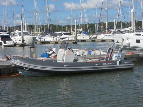 2015 Highfield 590 Ocean Master