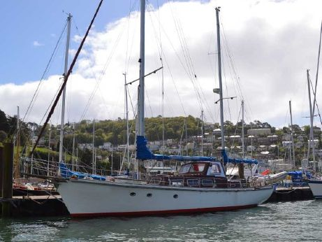 1961 Louw & Halverson 59ft Ketch