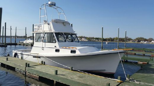 1997 Eastern Boats Downeast Flybridge