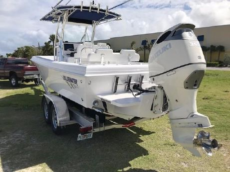2018 Bluewater Sportfishing 2550