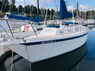 1977 Ericson 29