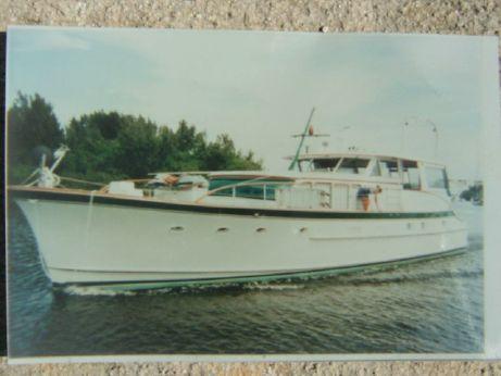 1964 Burger Motoryacht