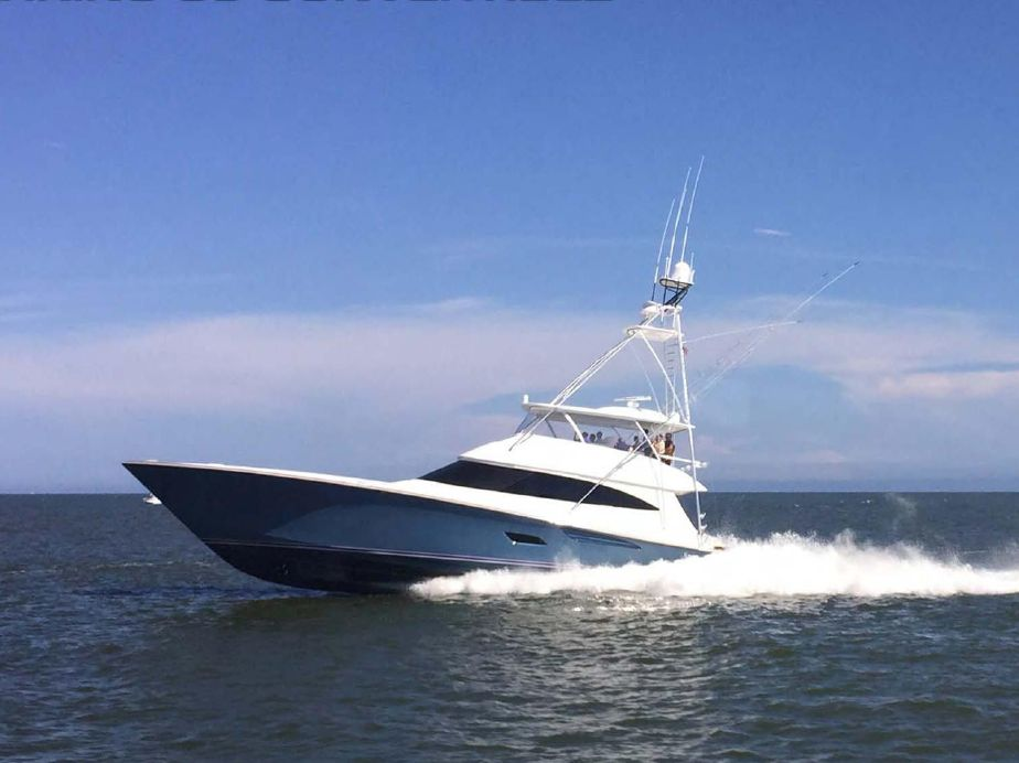 2020 Viking 80 Convertible Power Boat For Sale - www