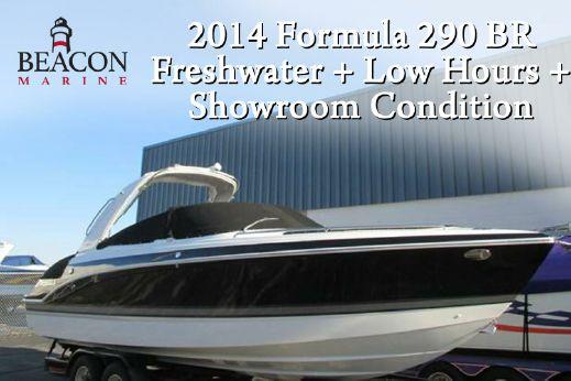 2014 Formula 290 Bowrider