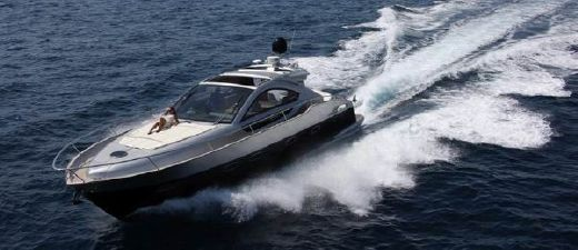 2014 Pearlsea 56 Coupe