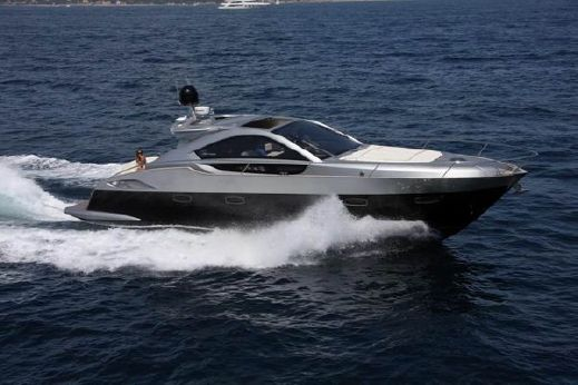 2008 Pearlsea 56 Coupe